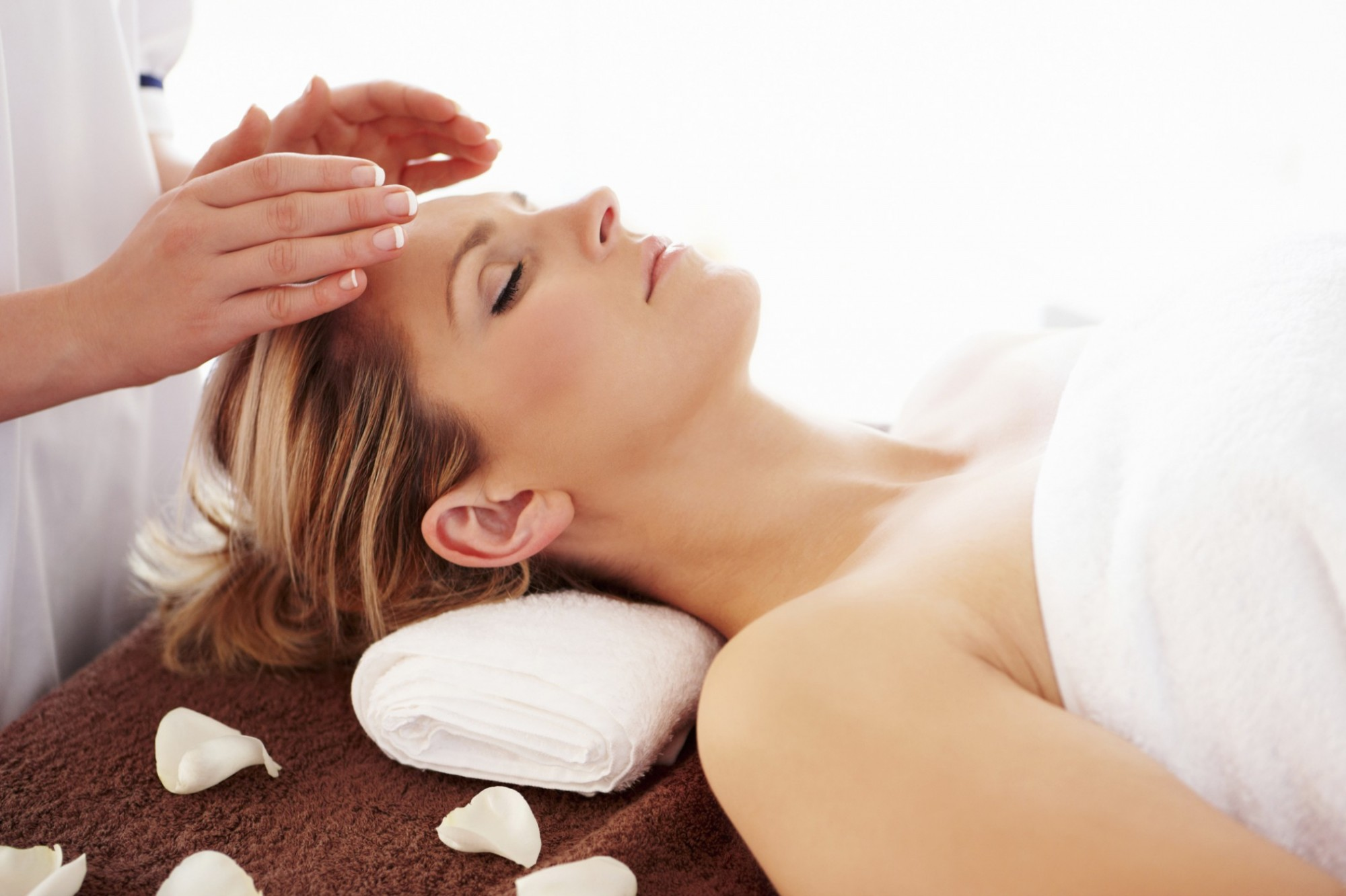 Reiki Therapy Wellness Program