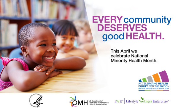 Minority Health Month